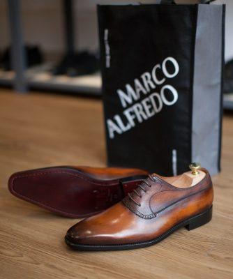 giày tây Marco Alfredo
