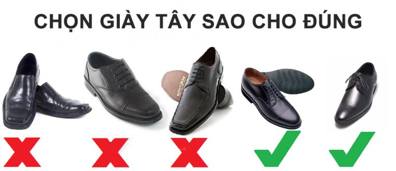giày tây giày da công sở