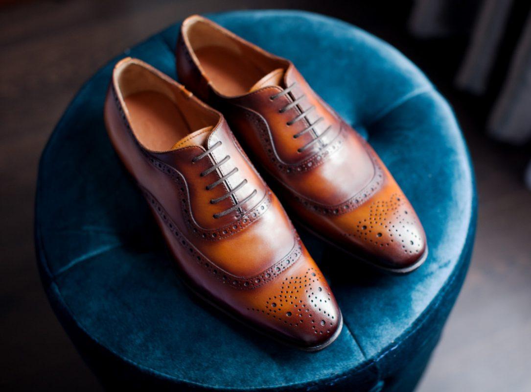 giày da xuất khẩu