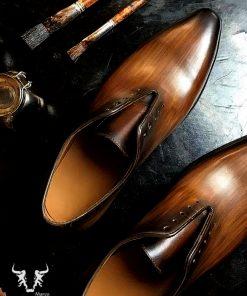 Giày Da Handmade